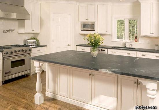 Столешница для кухни выбор материала столешница из лдсп фото